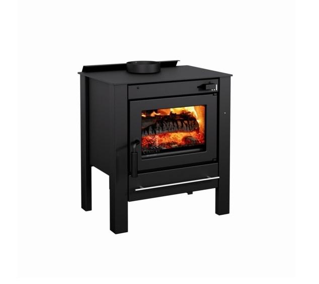 Century Heating Extra Small Wood Stove S245e
