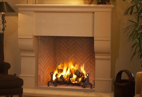 Fireplaceinsert Com Fmi Products Wood Fireplace Plantation