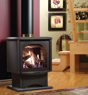 Vented Gas Stove Fv200