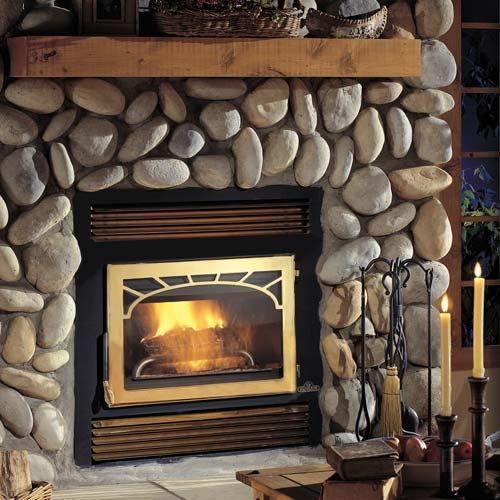 Napoleon Nz26 Wood Fireplace High Country Series