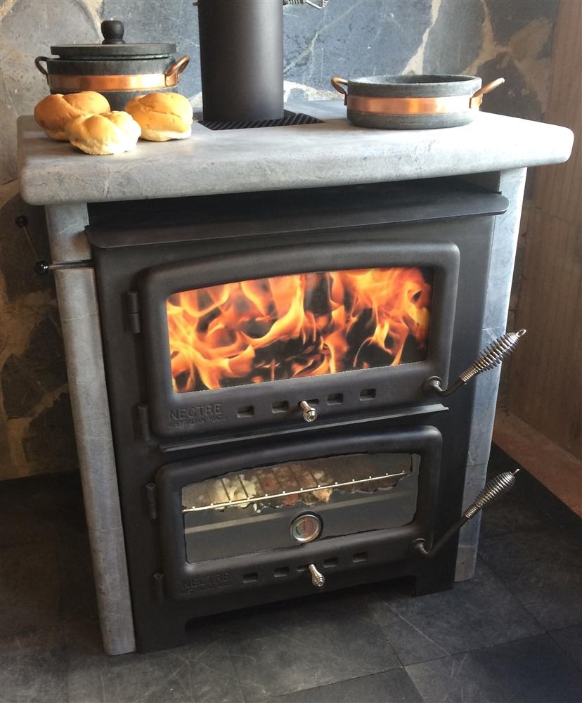Vermont Bun Baker Wood Cookstove Xl 1600