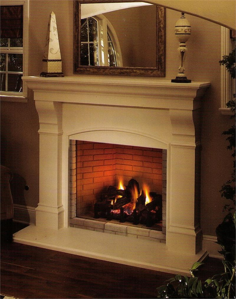 Quick Ship Fireplace Mantels & Shelves Mantels Direct offers the finest, highest quality mantels and shelves available on the internet. We are able to offer large varieties, designs and styles that fit most any design or project.