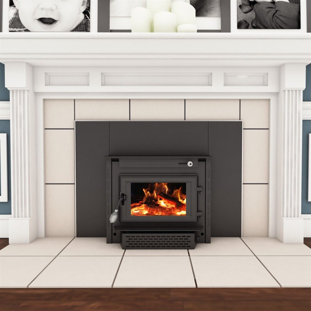 Fireplaceinsert Com Vogelzang Colonial Plate Steel
