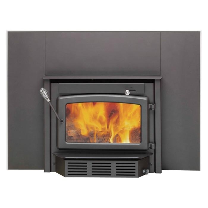 - Century Heating Small Wood Burning Insert CW2500