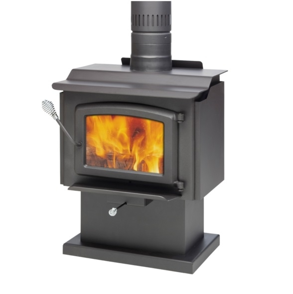 Century Heating Small Wood Stove FW2470 - Heating Small Wood Stove FW2470
