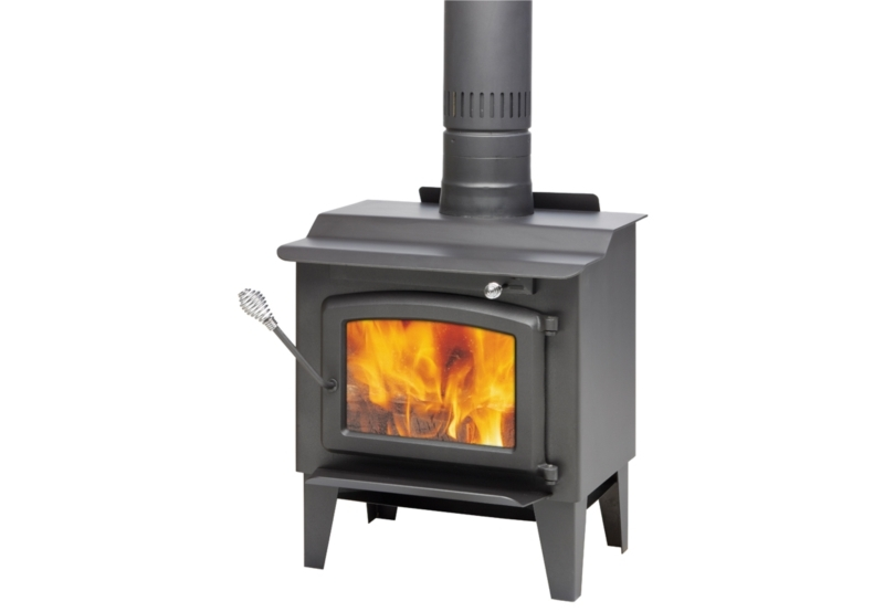 - Century Heating Small Wood Stove S244