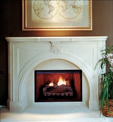 fmi products vent free gas fireplace colonial
