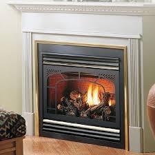 Kingsman Zero Clearance Direct Vent Gas Fireplace ZDV3320 ...