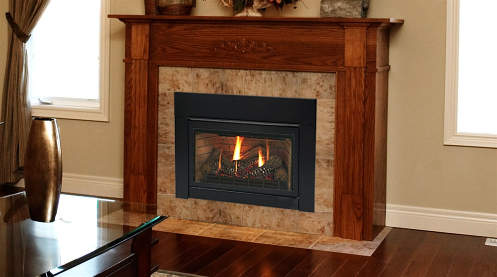 Monessen Direct Vent Gas Fireplace Insert Accent - Fireplaceinsert.com, Monessen Insert Accent,Accent