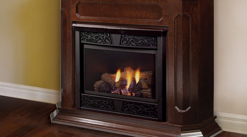 Monessen Vent Free Gas Fireplace Chesapeake - Monessen Vent Free Gas Fireplace Chesapeake, Monessen Gas