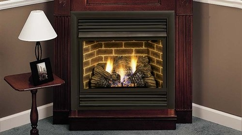 Monessen Vent Free Gas Fireplace DFX Series - Monessen Vent Free Gas Fireplace DFX Series, Monessen Gas