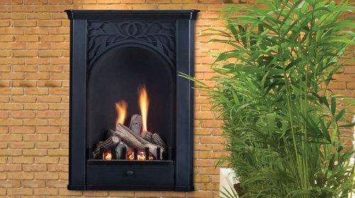 Monessen Vent Free Gas Fireplace Parlor - Monessen Vent Free Gas Fireplace Parlor, Monessen Gas Fireplace
