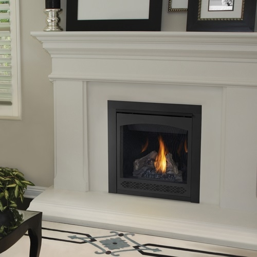 napoleon b30 direct vent gas fireplace ascent series - Direct Vent Gas Fireplace