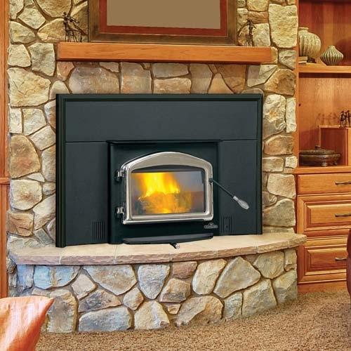 Fireplaceinsert Com Napoleon Wood Burning Insert Oakdale Series