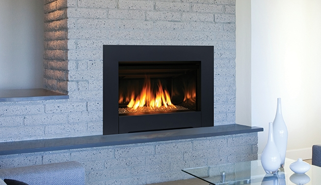 Superior Gas Fireplace Insert Contemporary