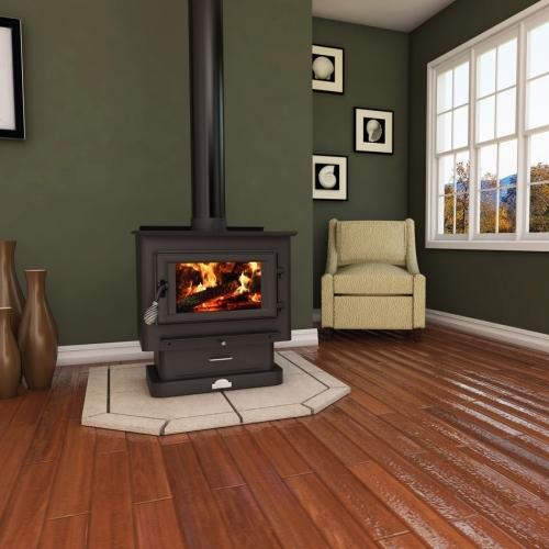 US Stove Wood Stove 2000 - Fireplaceinsert.com, US Stove 2000, US Stove