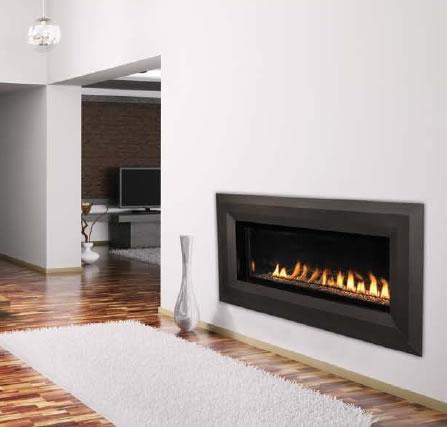 Vantage Hearth Vent Free Gas Fireplace Luminary Linear