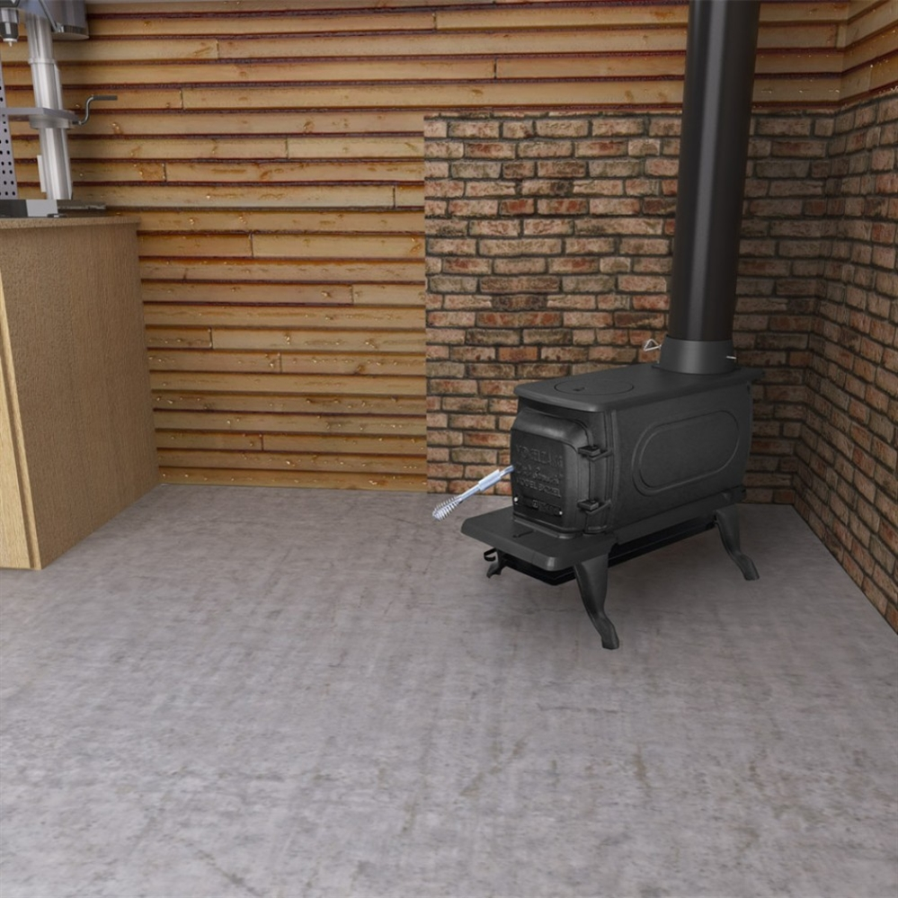 Fireplaceinsert.com, Vogelzang Cast Iron Wood Stove Lit'l Sweetie