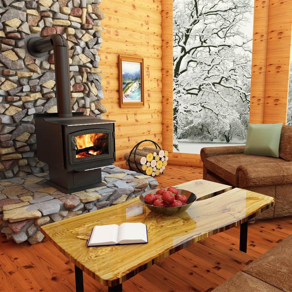 Vogelzang Plate Steel Wood Stove Ponderosa - Fireplaceinsert.com,Vogelzang Plate Steel Wood Stove Ponderosa