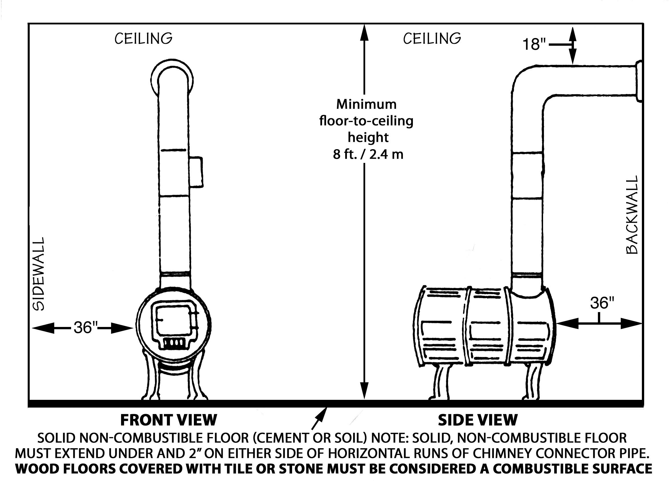 vogelzang standard barrel kit bk100e