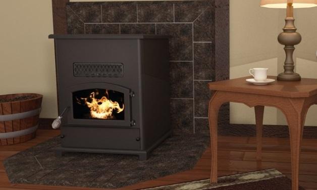 Fireplaceinsert.com, Breckwell Pellet Stove Big E SP1000