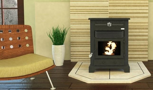 Fireplaceinsert Com Breckwell Pellet Stove Big E Ii Sp1002