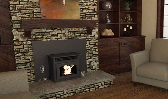 Fireplaceinsert Com Breckwell Pellet Fireplace Insert