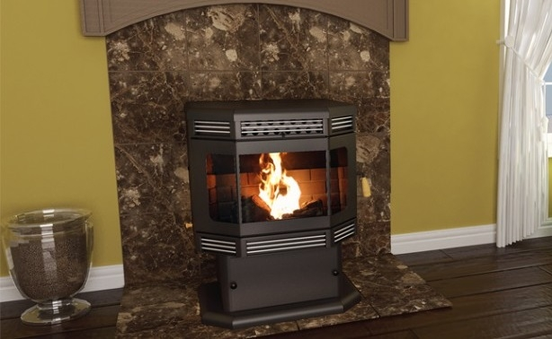 Fireplaceinsert Com Breckwell Pellet Stove Mojave Sp2700