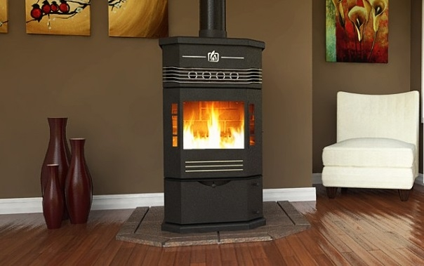 Fireplaceinsert.com,Breckwell Pellet Stove Monticello SP9000