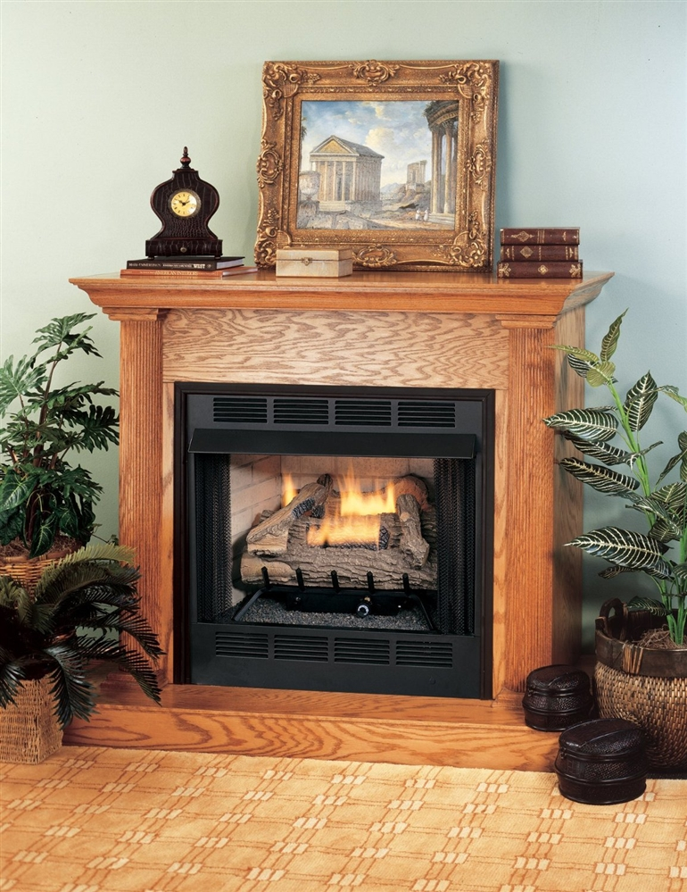 Fireplaceinsert Com Comfort Flame Vent Free Gas 32