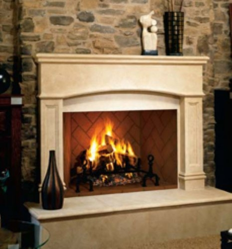 Fireplaceinsert Com Fmi Products Wood Fireplace Georgian