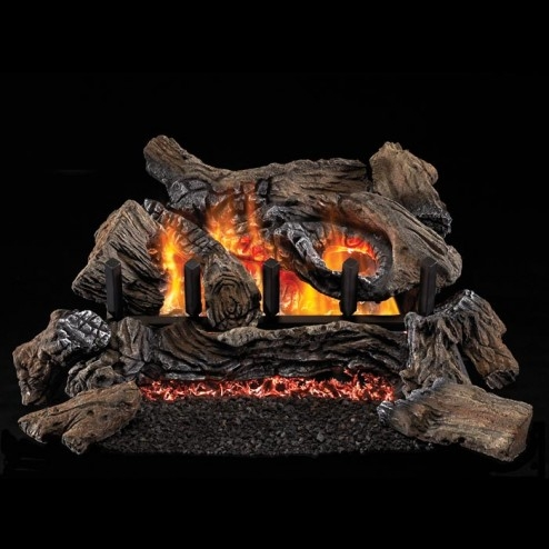 Fireplaceinsert Com Fmi Products Vent Free Gas Log Set