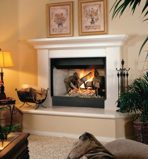 FMI Products B Vent Gas Fireplace Pueblo