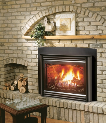 uintah inserts contemporary lake fireplaces salt city fireplace gas insert