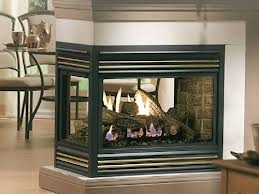 Kingsman Multi Sided Direct Vent Gas Fireplace Mdv31