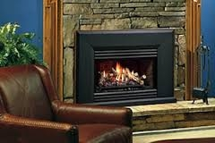 Kingsman Vented Fireplace Insert