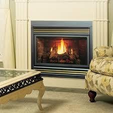 Kingsman B-Vented Gas Fireplace ZV4200, Kingsman B Vent Fireplace ...
