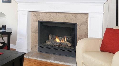Sensational Monessen Direct Vent Gas Fireplace Tribute Interior Design Ideas Grebswwsoteloinfo