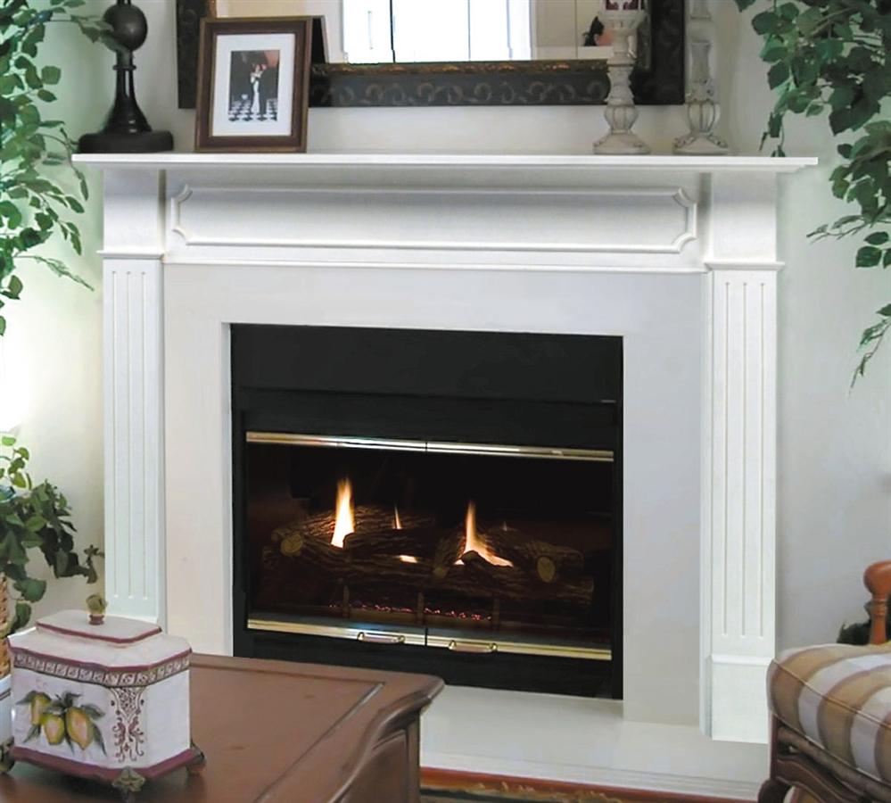 Pearl Mantels Berkley Fireplace Mantel Surround