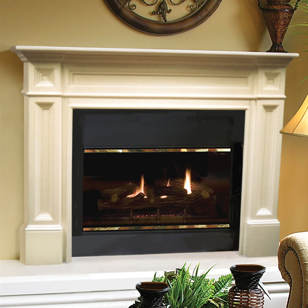 pearl mantels classique fireplace mantel surround. Black Bedroom Furniture Sets. Home Design Ideas
