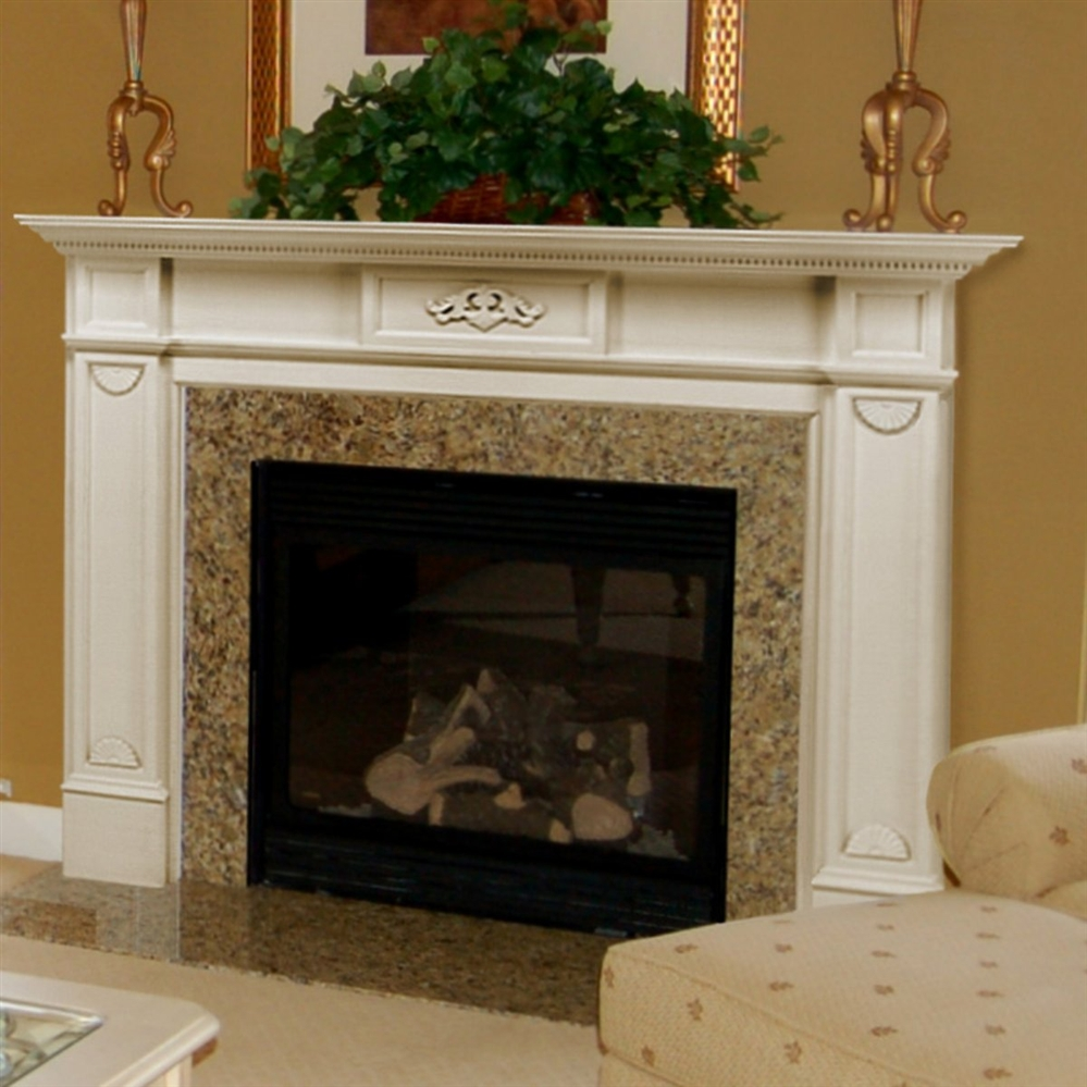 pearl mantels monticello fireplace