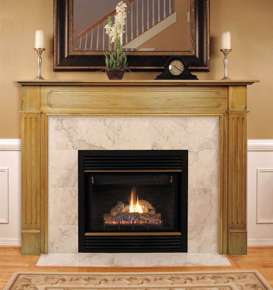 pearl mantels williamsburg fireplace