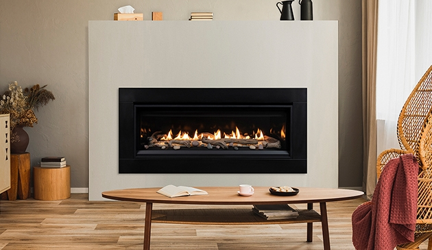 Superior Linear Direct Vent Gas Fireplace DRL3500