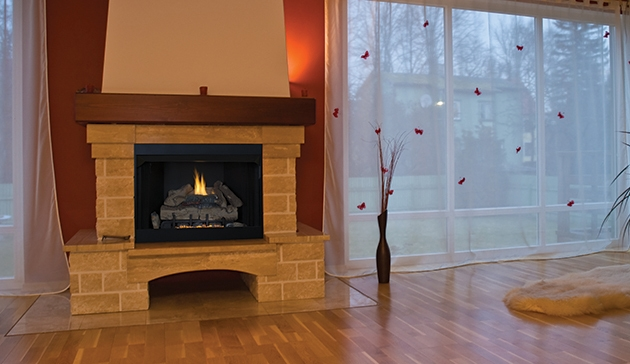 Superior Vent Free Gas Fireplace Vrt Vct2000