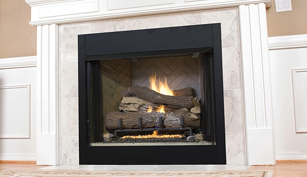 Superior Vent Free Gas Fireplace VRT3500