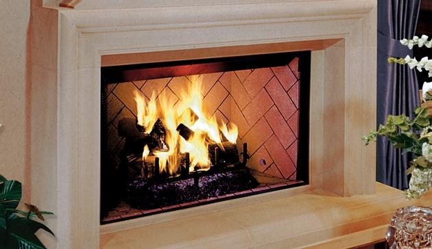 Superior Wood Burning Fireplace Wrt3000