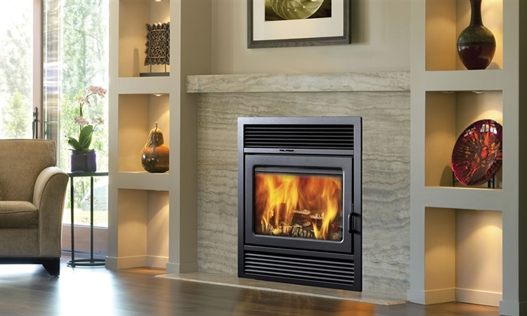 Fireplaceinsert Com Supreme Galaxy Wood Burning Fireplace