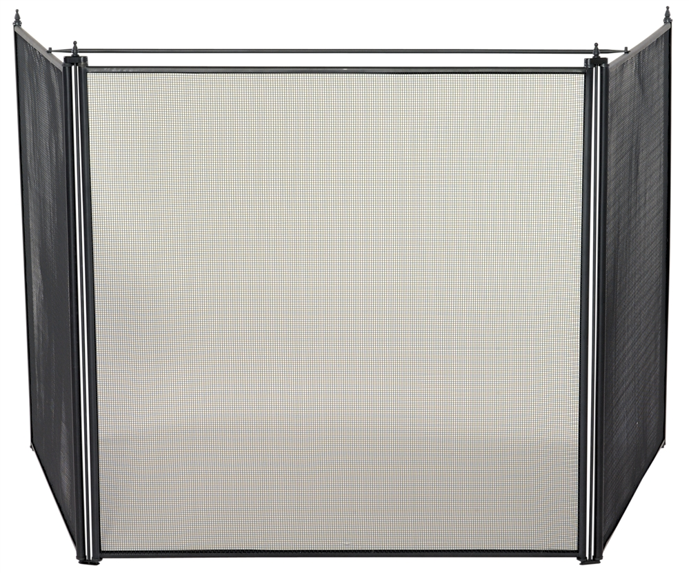 Uniflame 3 Panel Oversized Stove Screen