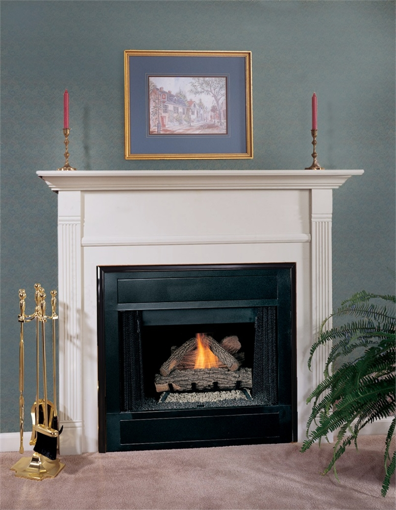 vantage hearth b vent gas fireplace standard traditional ForVantage Hearth