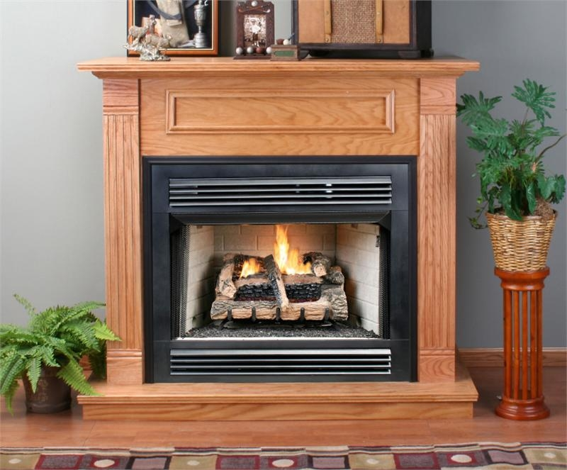 Vantage Hearth Vent Free Gas Fireplace Classic Hearth